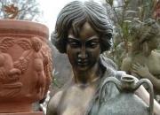 VENUS Ampole Bronze Akt Skulptur Figur Statue Gartenfigur Gartenträume Gartengestaltung Landlust Bronzefigur lebensgroß