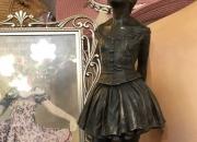 Bronzeskulptur kleine Tänzerin - Nachguss Edgar Degas