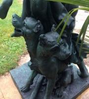 Bronze -  Pluto und Proserpina- Figurengruppe - Höhe 210cm - Preis: 10.630 €