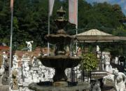 römischer Brunnen Ulrich Garten