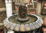 Detail Ansicht, Riviera Brunnen, Gartenbrunnen,