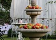Natursteinbrunnen-Springbrunen-Gartenbrunnen-