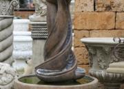 Sprialbrunnen-Springbrunnen-Gartenbrunnen-Henry-Brunnen-Ulrich-Garten-Schwäbisch-Gmünd