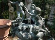 großer Barockbrunnen