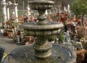 3 schaliger Brunnen vom Bildhauer