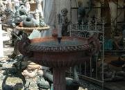 Terracotta Brunnen Impruneta