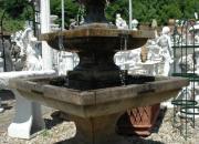 3 schaliger Brunnen