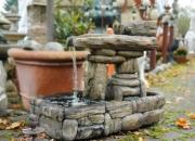 Brunnen_Garten Steinbrunnen