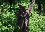 Eisenguss -Amor-und-Psyche-Figur-Skulptur-Amor-und-Psyche-Figur-Antonio-Canova-Eisenguß-Eisen-Statue-ULRICH-GARTEN-Schwäbisch-Gmünd