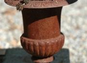 Vase Gusseisern