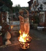Feuerkorb in verschiedenen Ausführungen