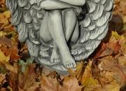 der traurige Engel