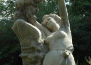 Weingott Bacchus mit schöner Venus