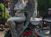 Engel Eloa 168 cm hoch
