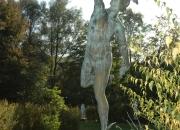 Merkur Bronzefigur