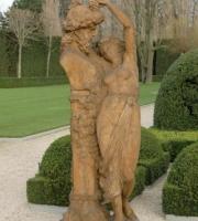 Bacchus-Weingott-englischer-Antiksteinguss-Steingussfigur-Steinguss-ULRICH-GARTEN-Schwäbisch-Gmünd