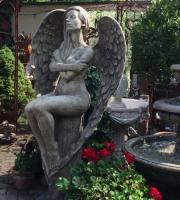 Engel, Eloa, 168 cm hoch