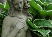 englischer Antiksteinguss - Venus von Botticelli