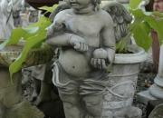 Engel mit Vogel