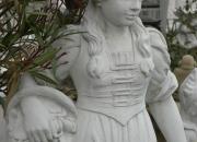 Cottage Garden: Mädchen
