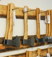 Gartenwergzeug Firma Krumpholz: Axt - Spaltaxt, Beil-