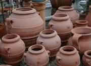 Terracotta - Impruneta - Orcio - Amphoren - Winterfest