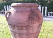 Terracotta - Impruneta - Orcio - Amphore - Winterfest