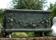 Bronze - Pflanztrog - Trog