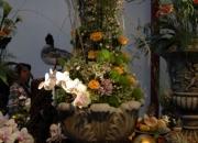 Engeltopf Elfentopf Gartenplanung Übertopf Pflanztopf Pflanztrog Skulptur Figur Landlust Gartenträume Blumen Lilien Nelken